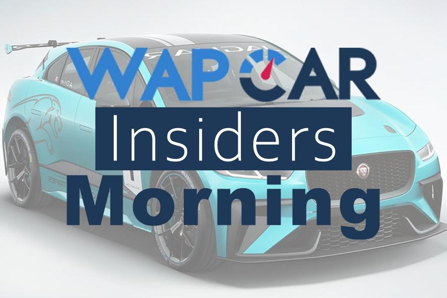 Wapcar Morning Insiders (Sep. 25, 2019) 01