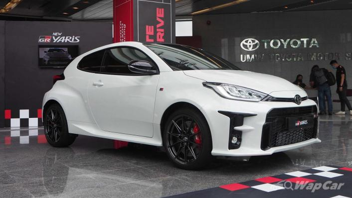 2021 Toyota GR Yaris Exterior 003