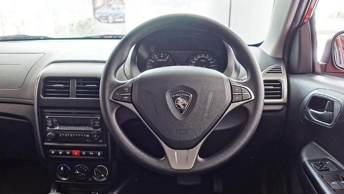 2018 Proton Saga 1.3 Premium CVT Interior 006