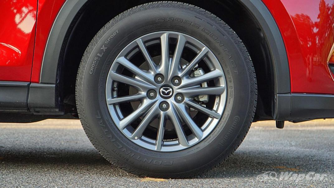 2019 Mazda CX-5 2.0L High SKYACTIV-G Exterior 044