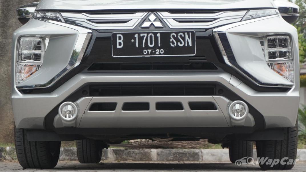 2020 Mitsubishi Xpander Upcoming Version Exterior 009