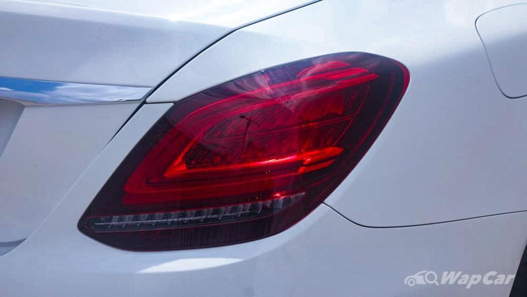2018 Mercedes-Benz C-Class C 300 AMG Line Exterior 013