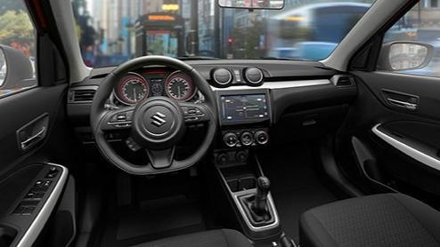 Suzuki Swift (2018) Interior 001