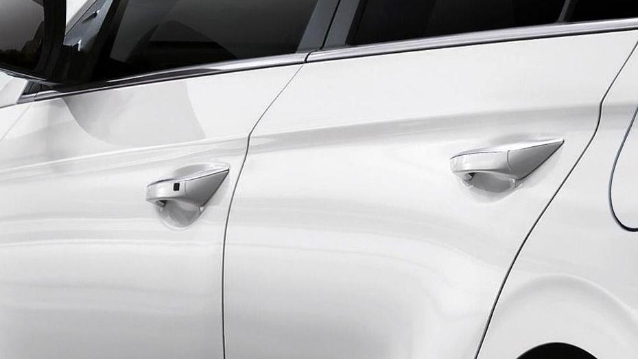Hyundai Ioniq (2018) Exterior 013
