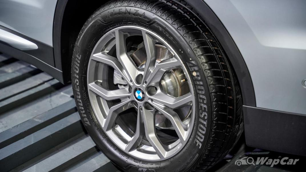 2021 BMW X3 sDrive20i Exterior 014