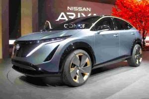Nissan Ariya Concept unveiled, radical next-gen Murano teased?