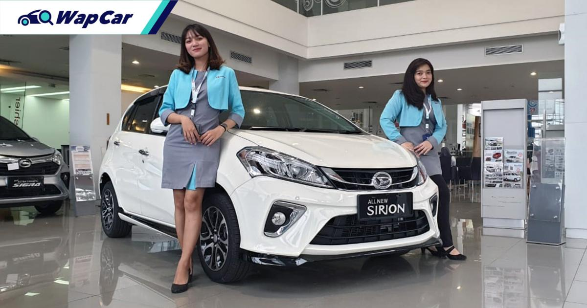 More Perodua Myvi sold in Q1 2021 in Indonesia than the entire 2020! 01