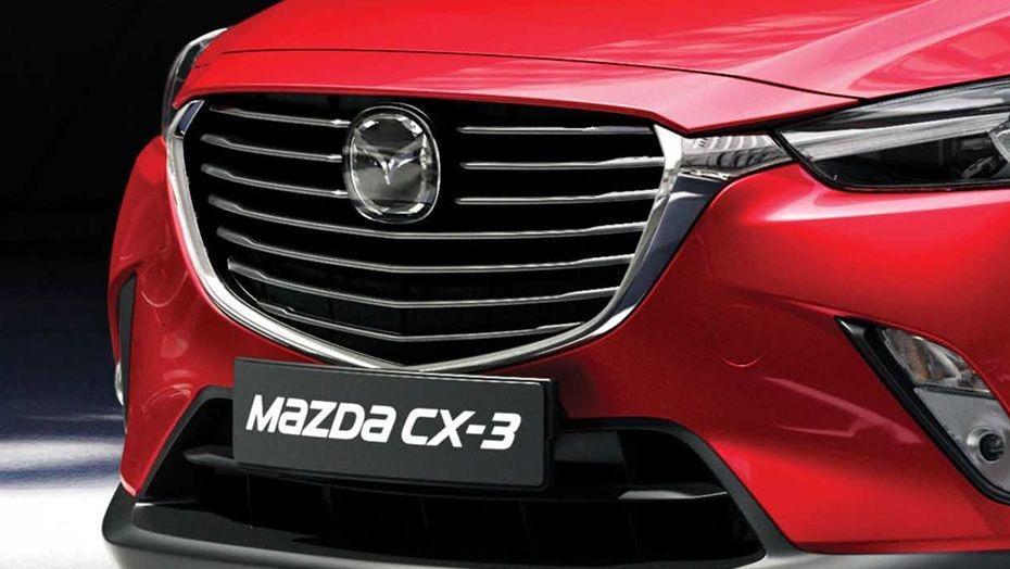 Mazda CX-3 (2018) Exterior 004