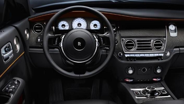 2018 Rolls Royce Dawn Black Badge Interior 001