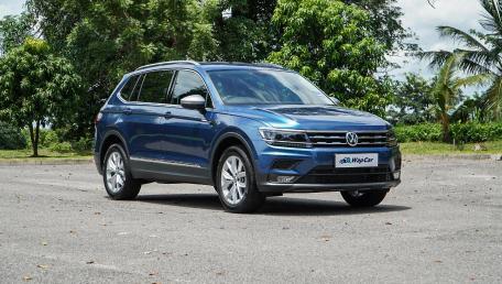 2020 Volkswagen Tiguan Allspace 1.4TSI Highline Price, Reviews,Specs,Gallery In Malaysia | Wapcar