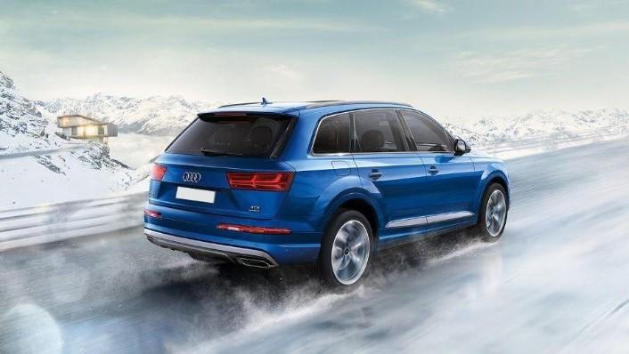 Audi Q7 (2019) Exterior 005