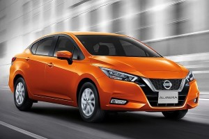 All-new 2020 Nissan Almera fuel consumption, over 800 km range per full tank?