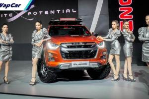 Mazda BT-50 lambat, Isuzu D-Max 2021 serba baru akan tiba dahulu di Malaysia