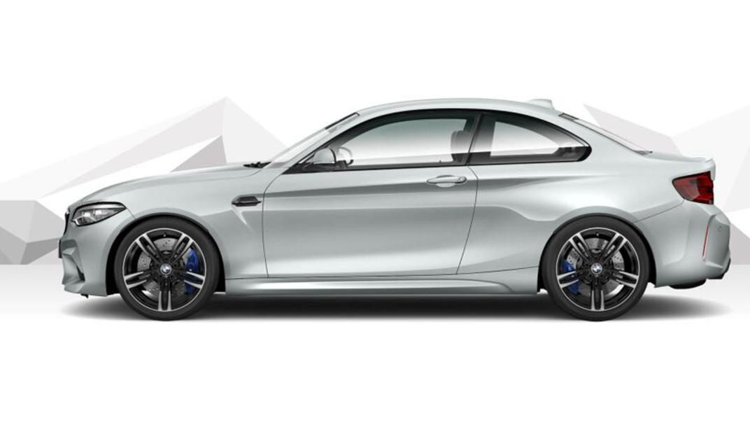 2019 BMW M2 Competition DCT Exterior 007