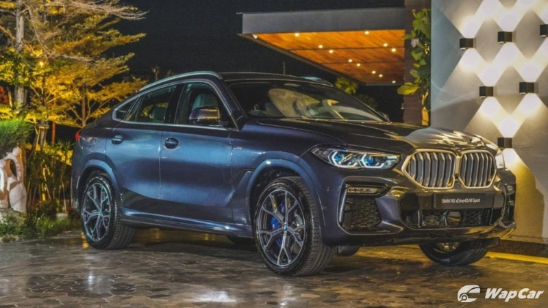 All-new 2020 BMW X6 xDrive40i M Sport launched; 340 PS/450 Nm, CBU, RM 729k 02