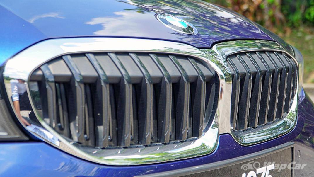 2020 BMW 3 Series 320i Sport Exterior 011