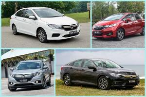 Honda Malaysia recalls 77k cars for fuel pump replacement - City, HR-V, Civic among those affected
