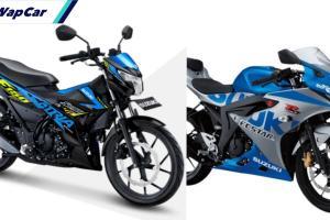 Suzuki Motor Malaysia bakal lancar 2 model CKD tahun ini. Satria F150, GSX-R150?
