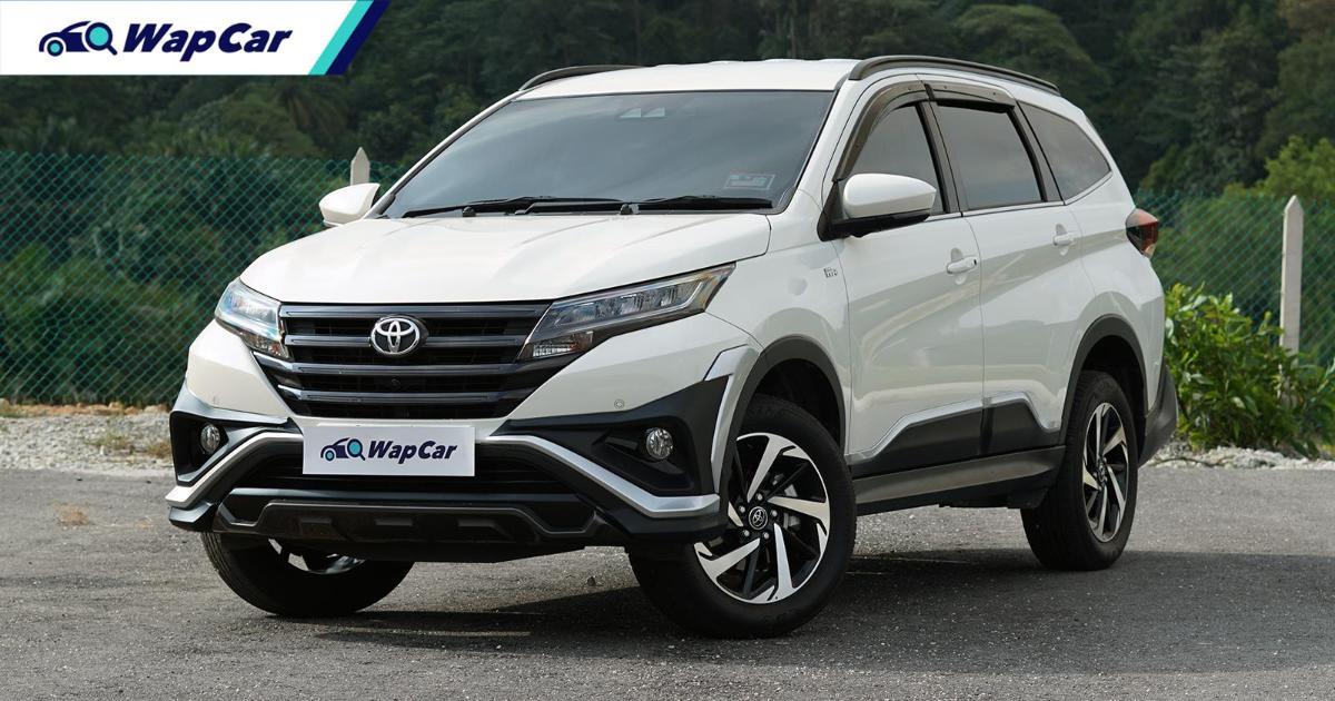 Toyota Rush 2019 – baloi bayar RM 20,000 lebih dari Perodua Aruz? 01
