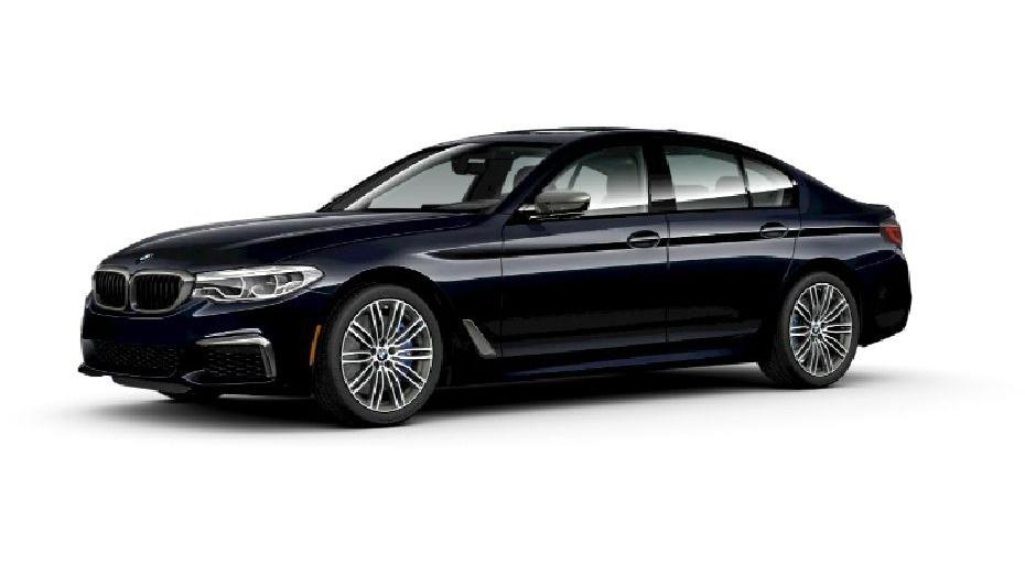 BMW 5 Series (2019) Others 005