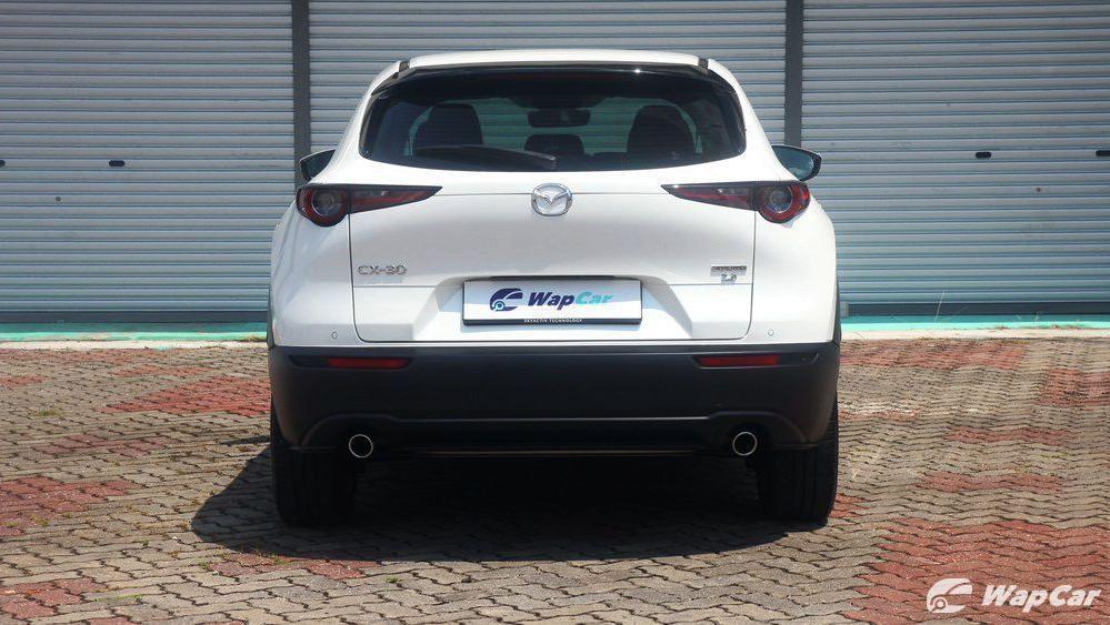 2020 Mazda CX-30 SKYACTIV-G 2.0 Exterior 006