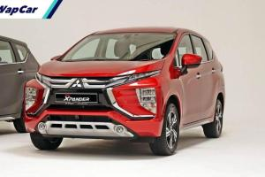 Usahasama Jepun – Malaysia untuk tingkat kualiti Mitsubishi Xpander 2020 CKD