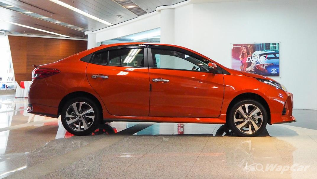 2021 Toyota Vios 1.5G Exterior 002