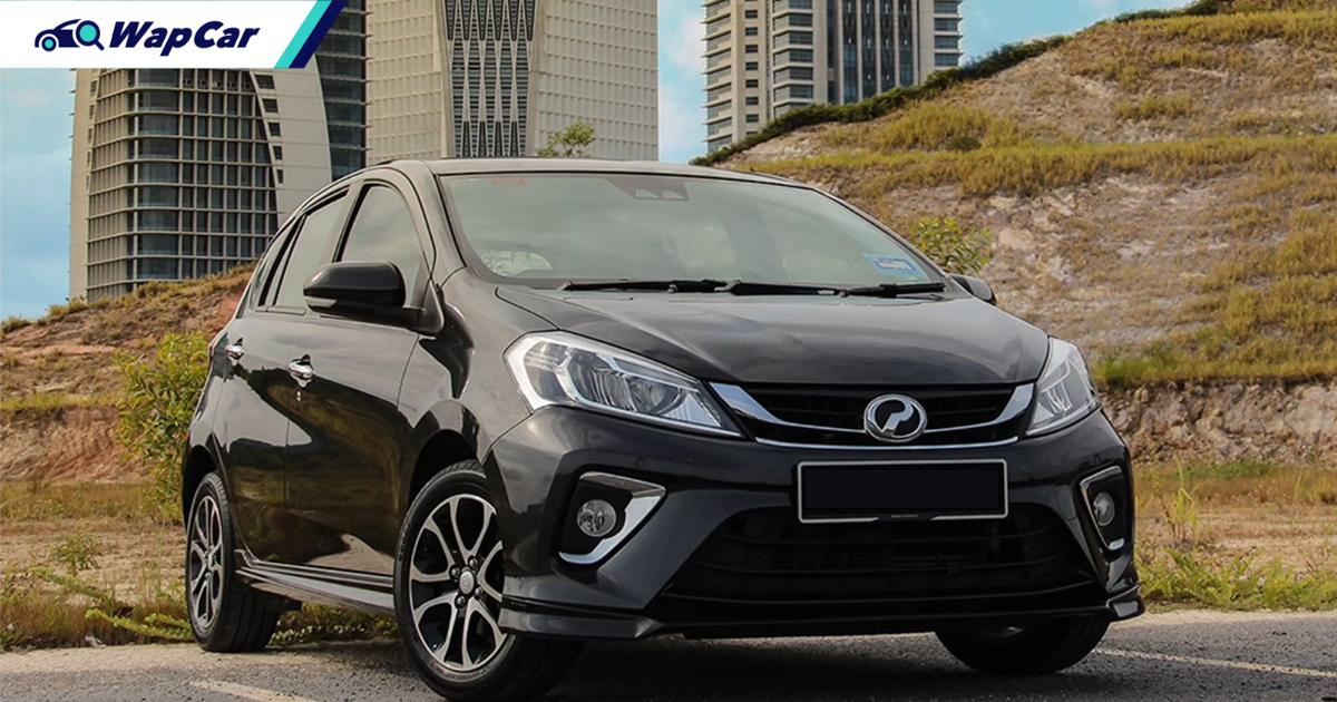 Reports: Supply of Perodua Myvi to resume in two months, chip shortage issue to be fixed 01