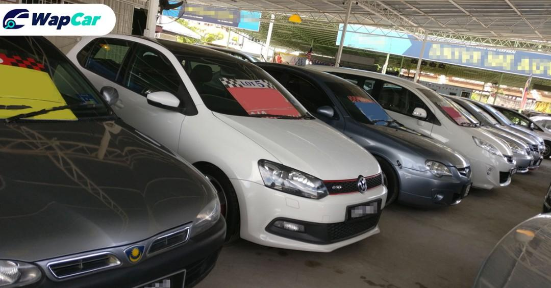 Be wary of hidden charges when buying a used car! 01