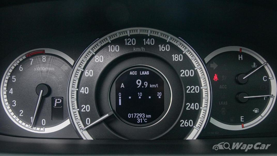 2018 Honda Accord 2.4 VTi-L Advance Interior 130