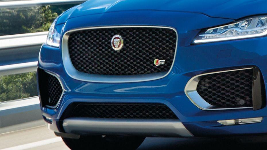 Jaguar F-Pace (2018) Exterior 007