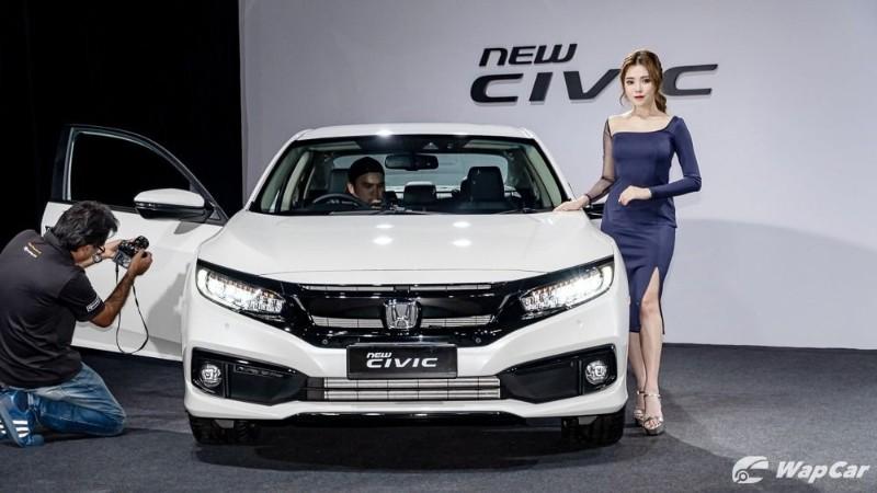 Video: 2020 Honda Civic 1.5 Turbo Facelift, Better Value Than the Mazda 3 & Toyota Corolla Altis? 02