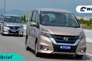 Ringkasan: Nissan Serena S-Hybrid, akhirnya, MPV keluarga yang berbaloi