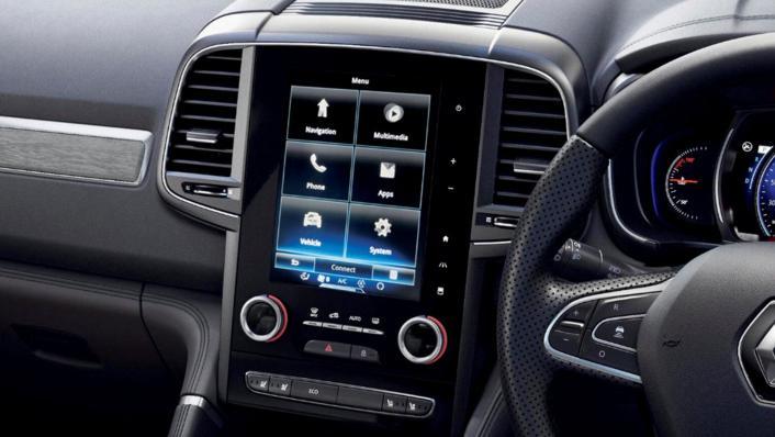 2021 Renault Koleos Interior 003