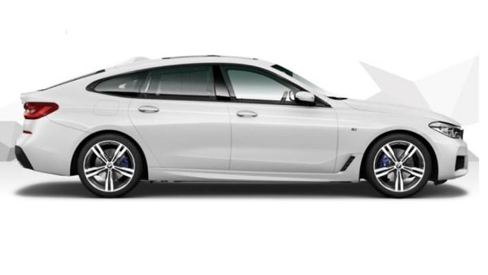 BMW 6 Series GT (2019) Exterior 004