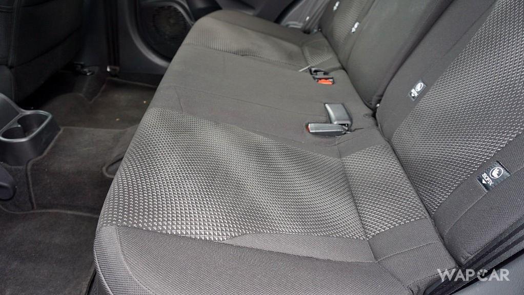 2018 Perodua Myvi 1.3 X AT Interior 038