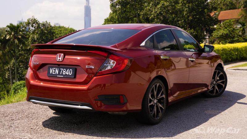 Ringkasan: Honda Civic 1.5 TC-P 2020 facelift, sedan paling berbaloi? 02
