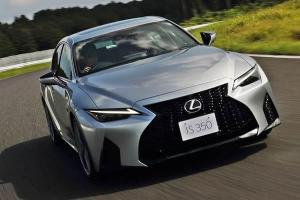 2021 Lexus IS will be the last IS sedan, next gen to be a Shooting Brake