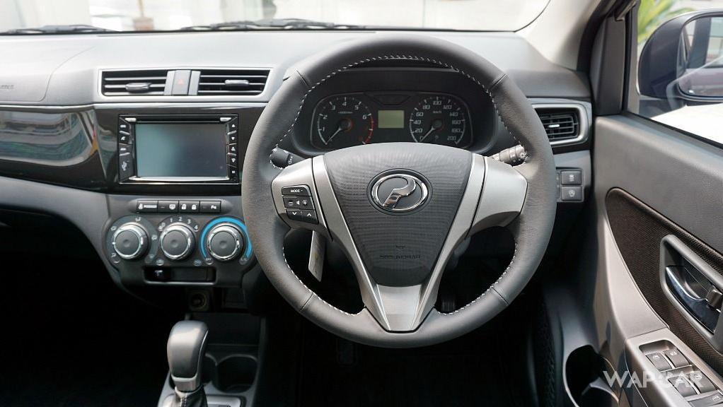 Perodua Bezza (2018) Interior 012
