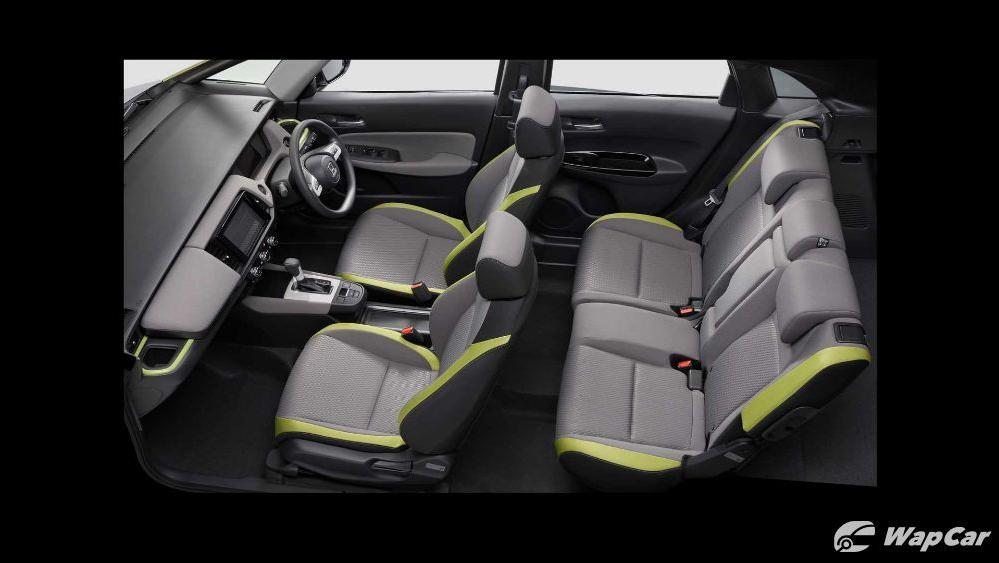 Honda Jazz (2020) Interior 006