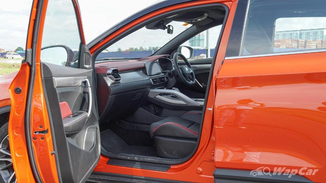 2020 Proton X50 1.5T  Flagship Interior 057