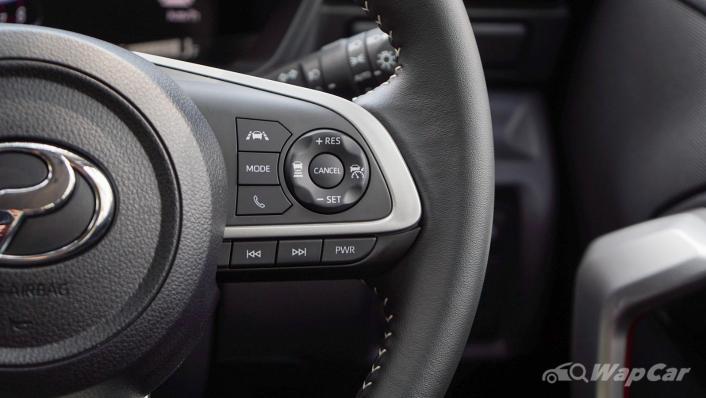 2021 Perodua Ativa 1.0L Turbo AV Special Metallic Interior 005