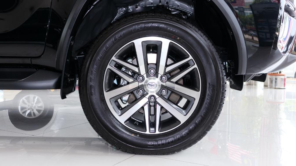 2018 Toyota Fortuner 2.7 SRZ AT 4x4 Exterior 026