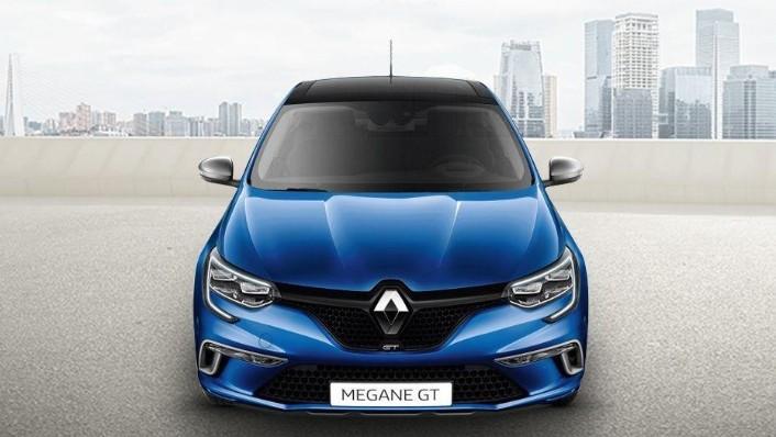 Renault Megane (2018) Exterior 002