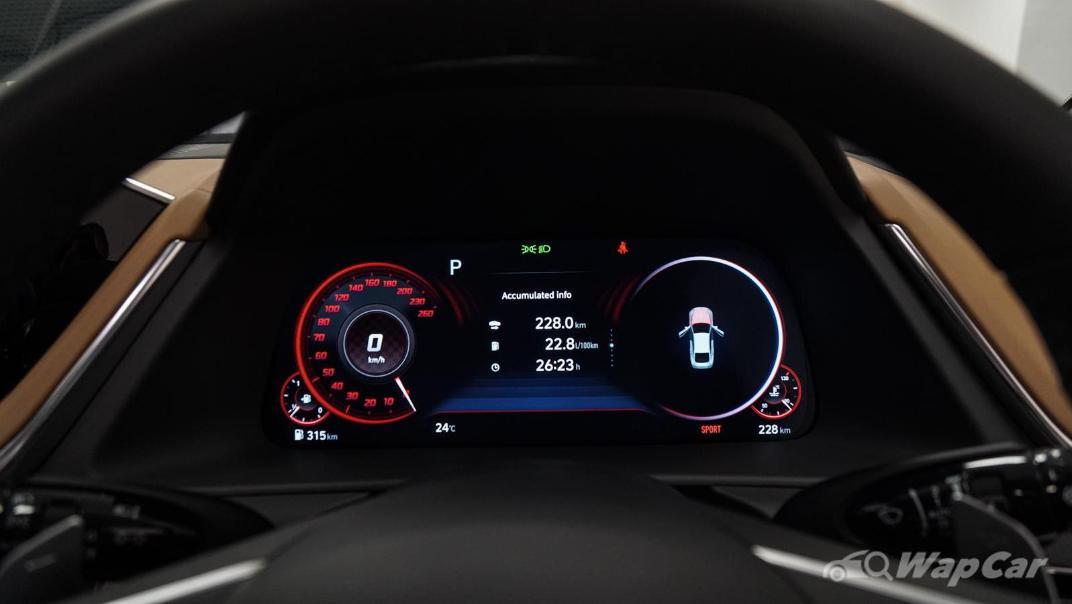 2020 Hyundai Sonata 2.5 Premium Interior 083