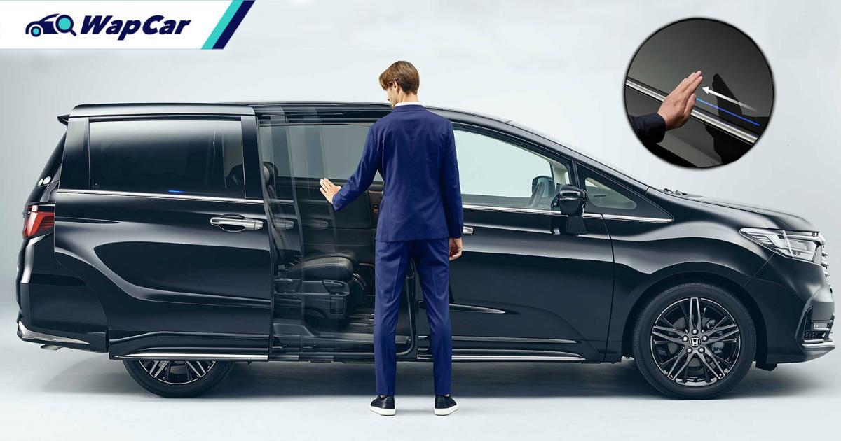 New 2021 Honda Odyssey introduces Star Wars tech to open doors 01