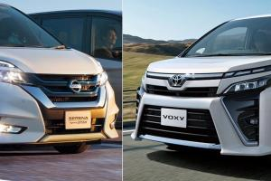 Nissan Serena vs Toyota Voxy: Which family MPV should you get?