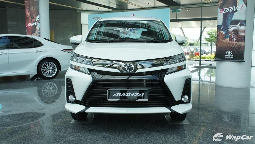 2019 Toyota Avanza 1.5S Exterior 002