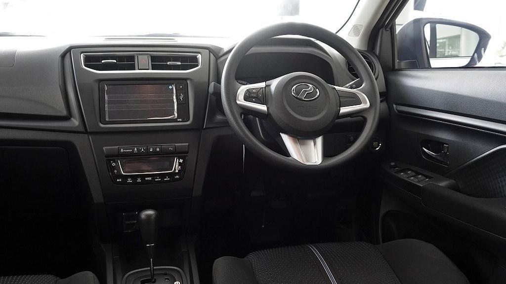 2019 Perodua Aruz 1.5 X Interior 002