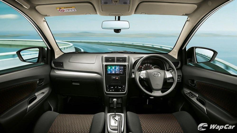 2019 Toyota Avanza 1.5S Interior 018